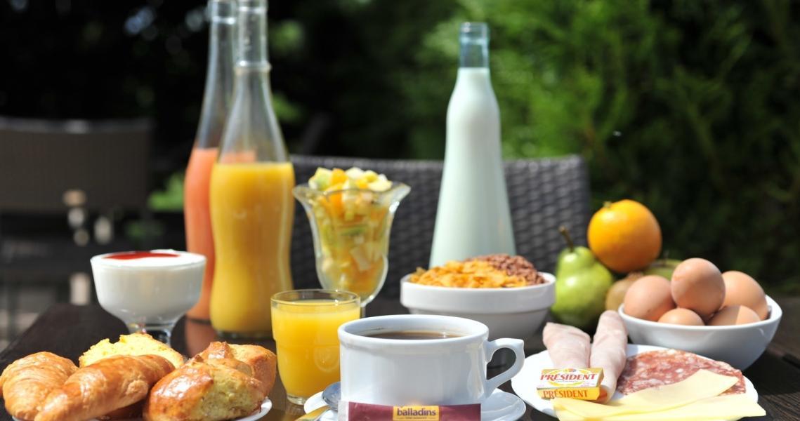 Marsannay breakfast 001