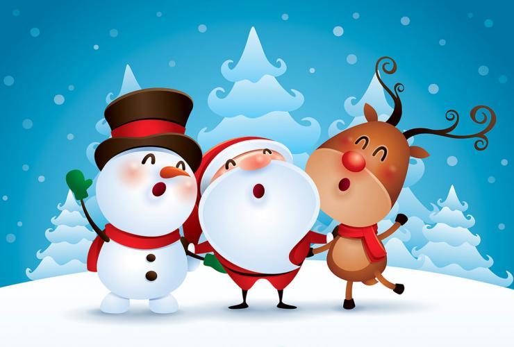 Chansons de Noel by balladins