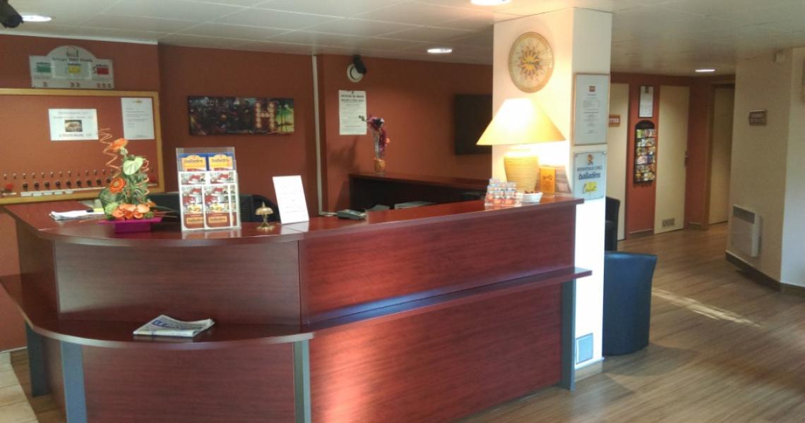 Réception - Hôtel balladins Lyon / Villefranche-Sur-Saone
