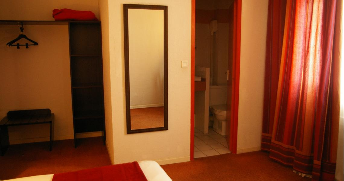Chambre Double - Hôtel balladins Perpignan
