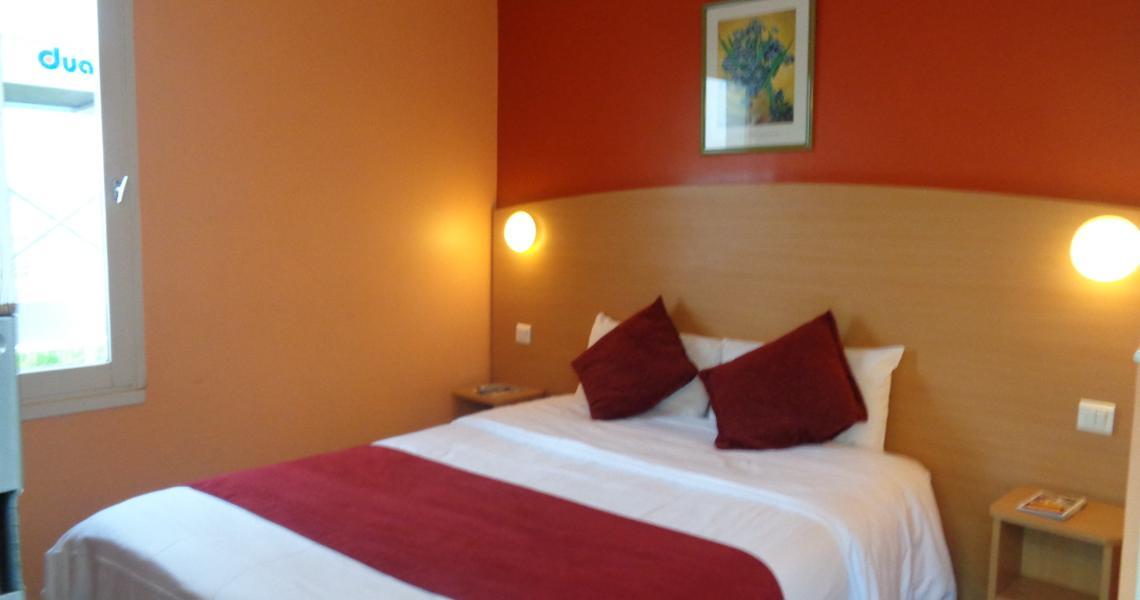 Chambre Double - Hôtel balladins Roissy / Saint-Mard