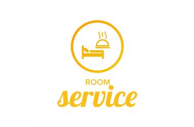 Room Service - Dîner en chambre !