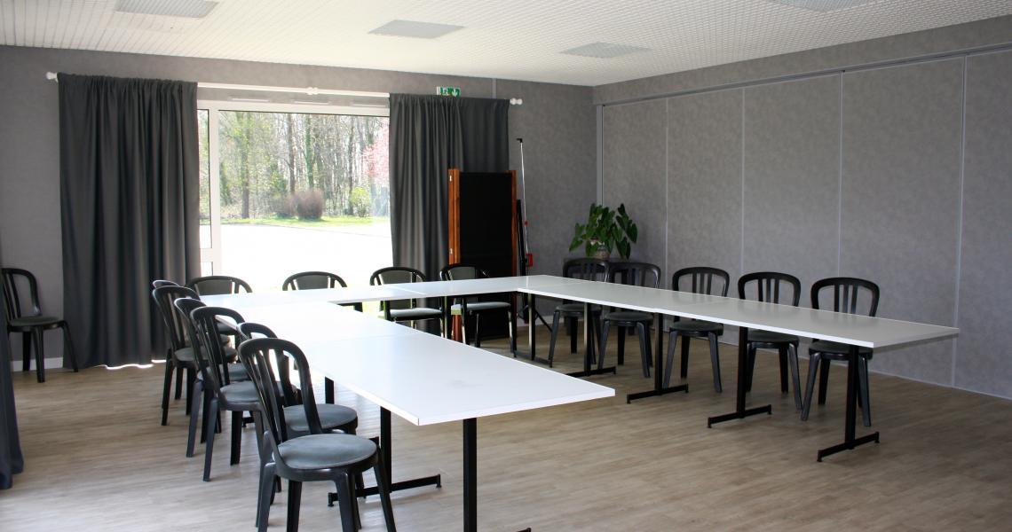 balladins vendôme - salle de réunion