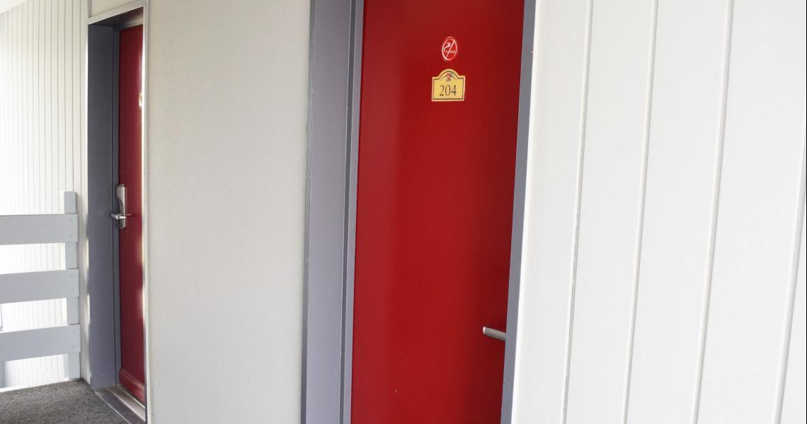 Couloirs - initial by balladins - Vigneux-sur-Seine