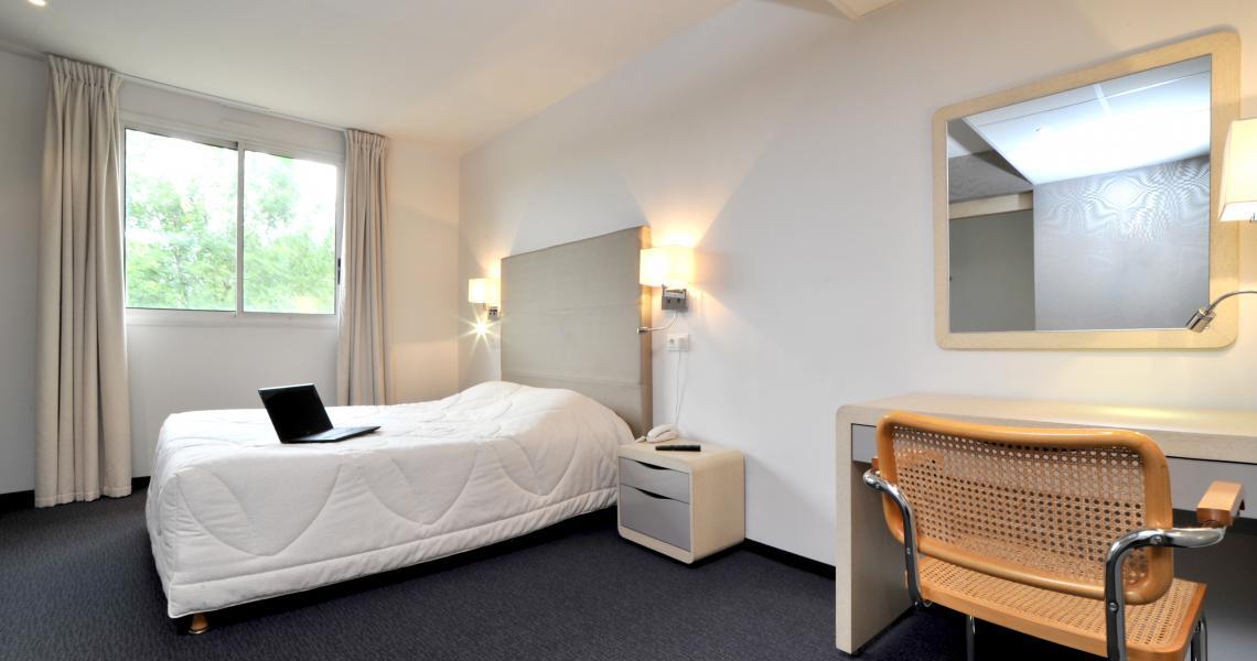 Chambre Double - Hôtel balladins Villefranche-de-Rouergue