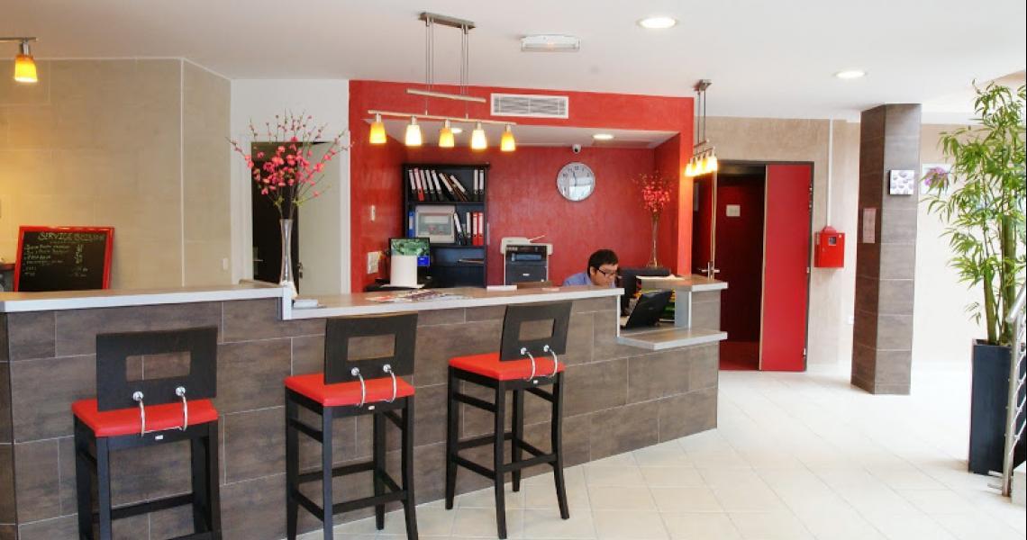 Réception - Hôtel balladins Villejuif