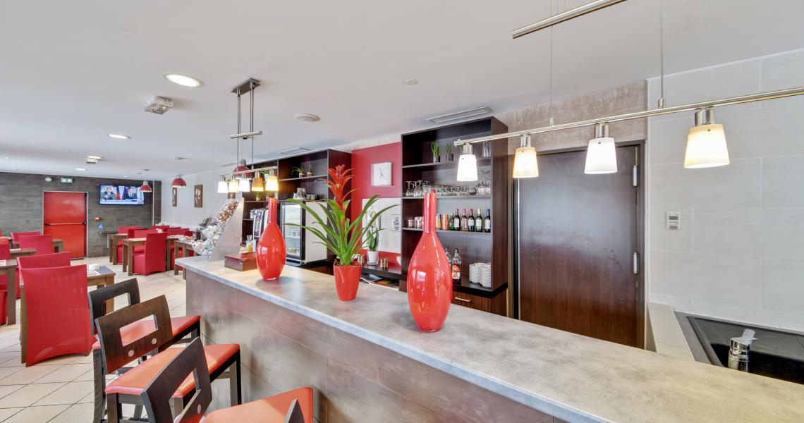 Bar - Hôtel balladins Villejuif