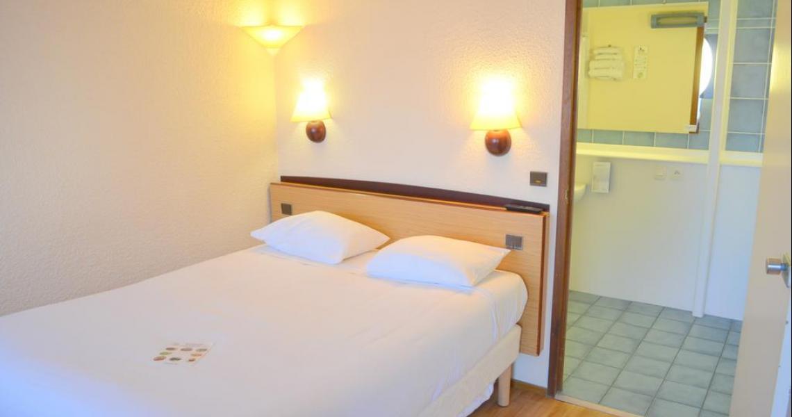 Chambre Double Standard - Hôtel balladins La Roche-sur-Yon