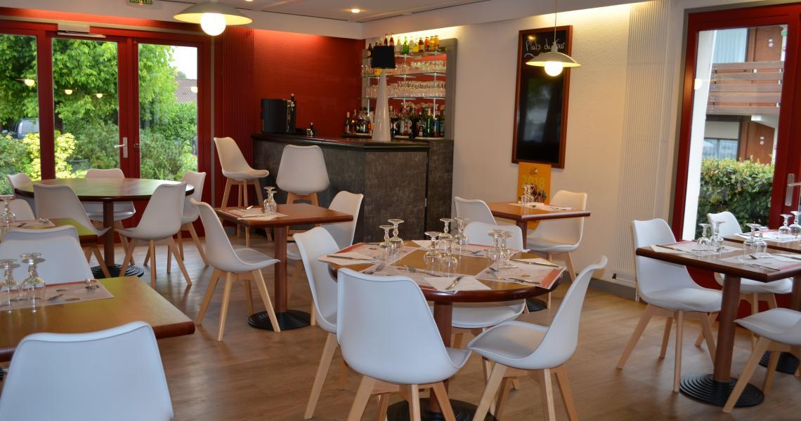 Restaurant - Hôtel balladins La Roche-sur-Yon