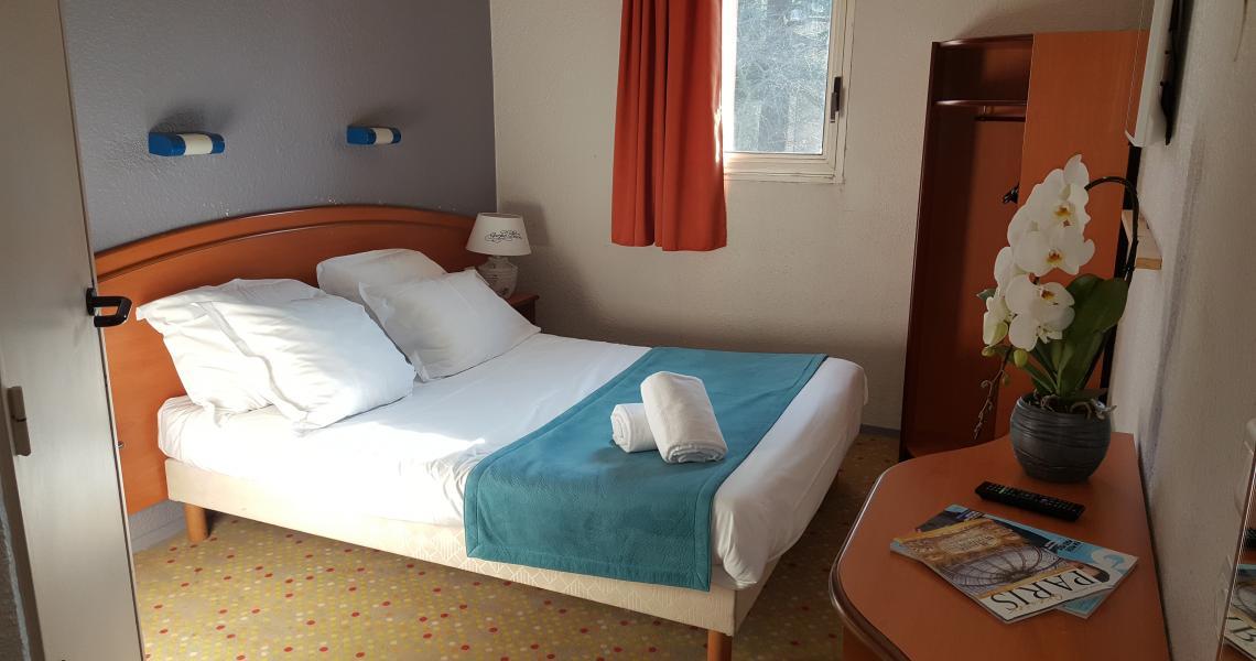 Chambre Double - Hôtel balladins Torcy / Marne-la-Vallée