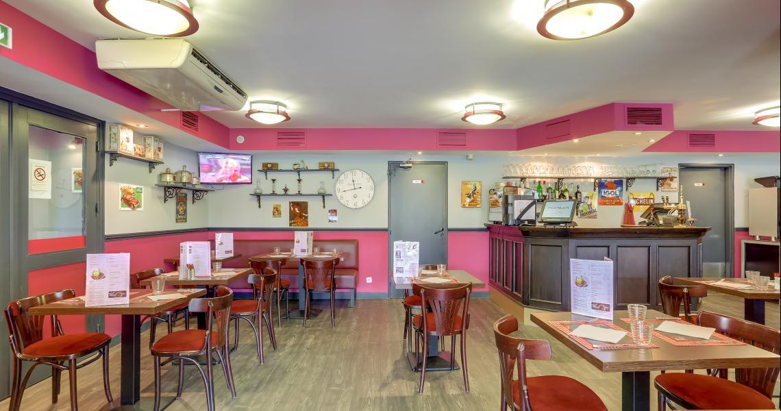 H tel pas cher proximit de amiens 2 toiles balladins for Restaurant longueau