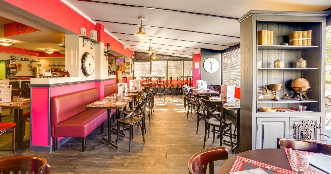 Restaurant - Hôtel initial Amiens / Longueau by balladins