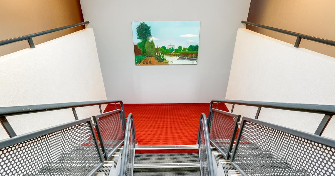 Couloirs - Hôtel initial Amiens / Longueau by balladins