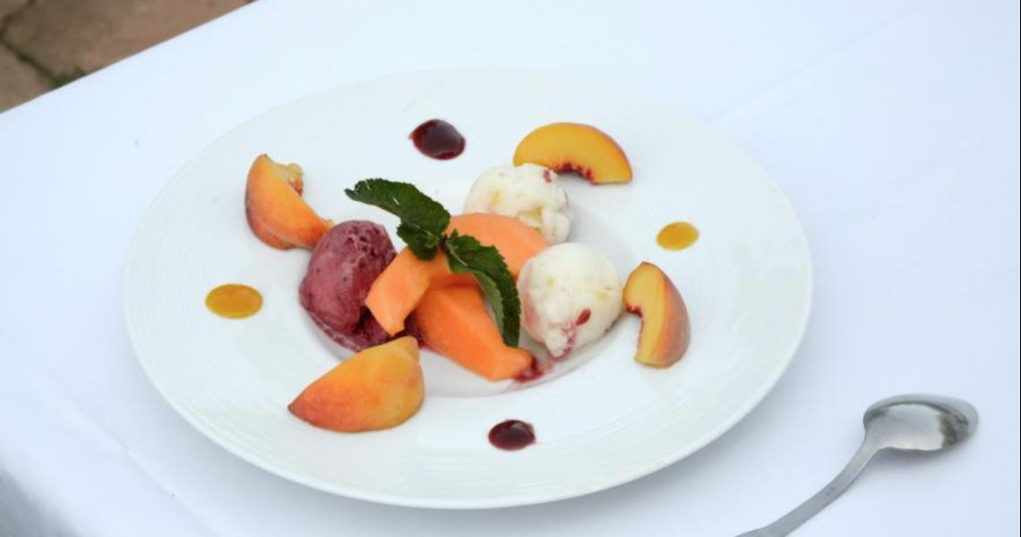 Dessert - Gréoux les bains - Cadarache