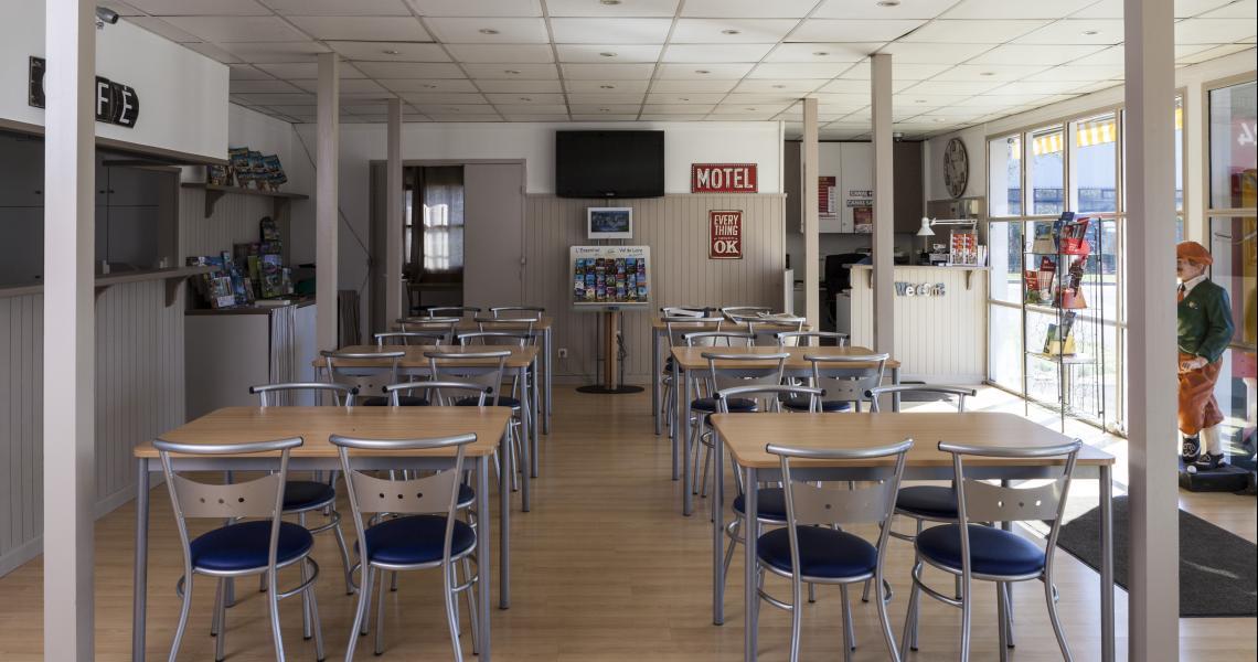 Salle des Petits-déjeuners 2 - initial by balladins blois