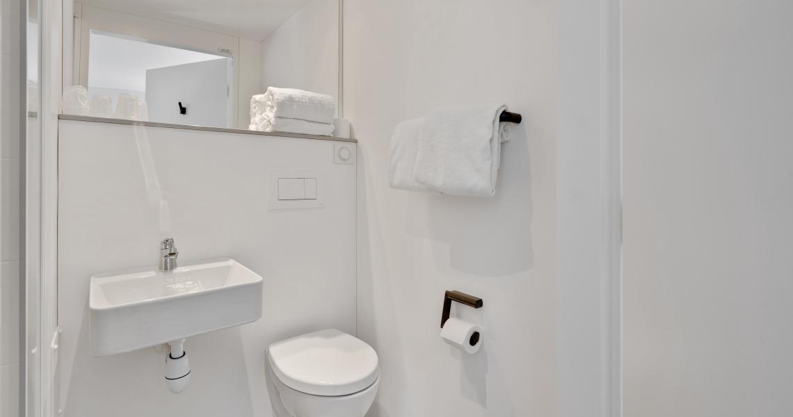 Salle de bains - initial by balladins blois