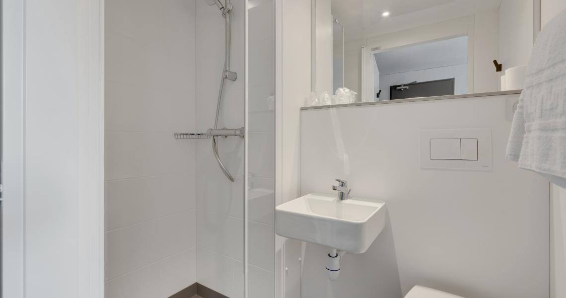 Salle de bains 1 - initial by balladins blois