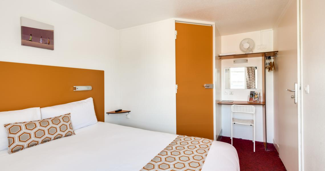 2 stars Balladins Hotel in Bordeaux Eysines