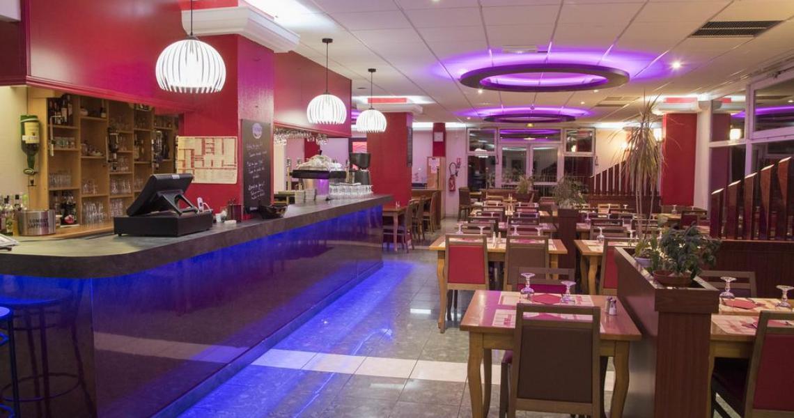 Restaurant - initial by balladins dijon nord