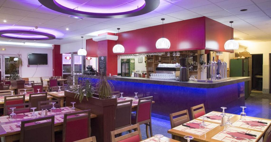 Restaurant 1 - initial by balladins dijon nord