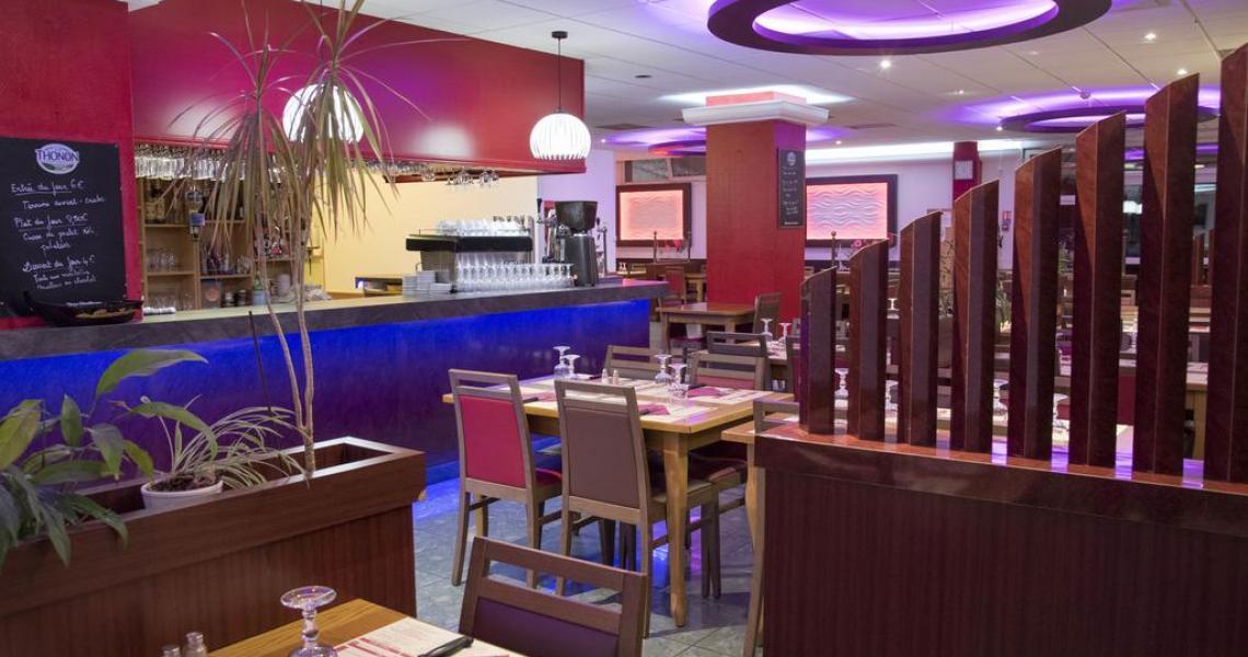 Restaurant 2 - initial by balladins dijon nord