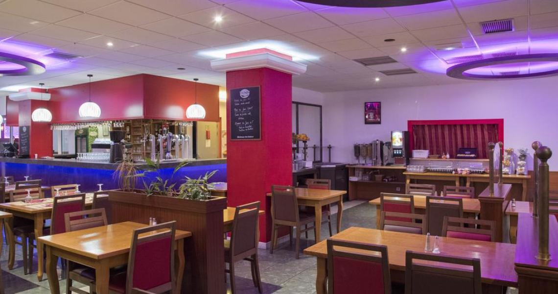 Restaurant 3 - initial by balladins dijon nord