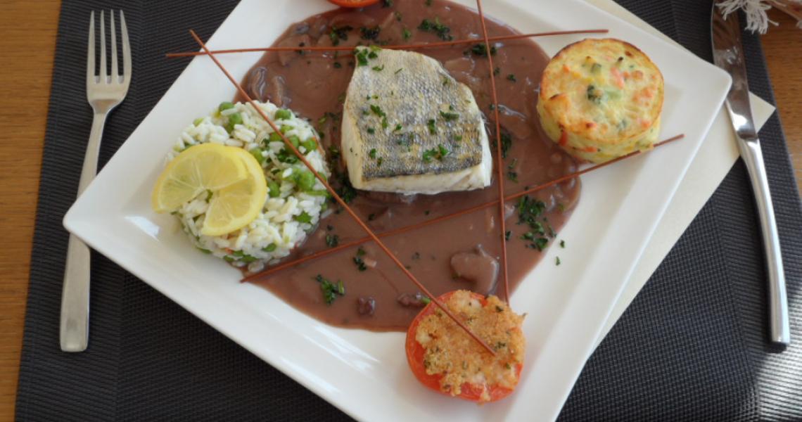 Restaurant - sandre en meurette - authentic by balladins - Dijon / Marsannay