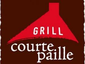Logo Courtepaille - Pour les gourmets gourmands