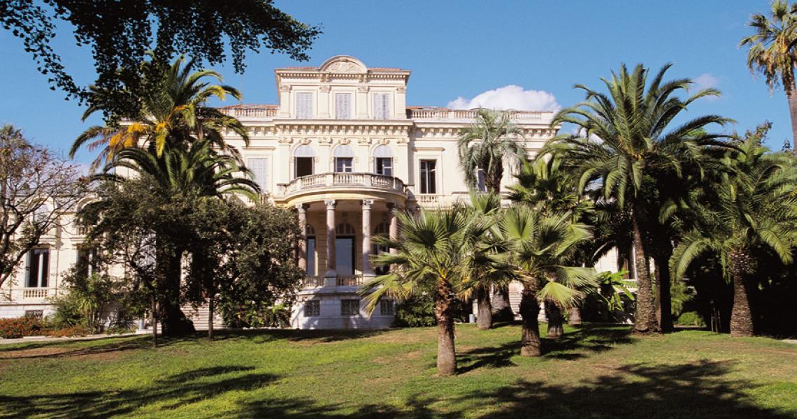 La villa Marie-thérèse