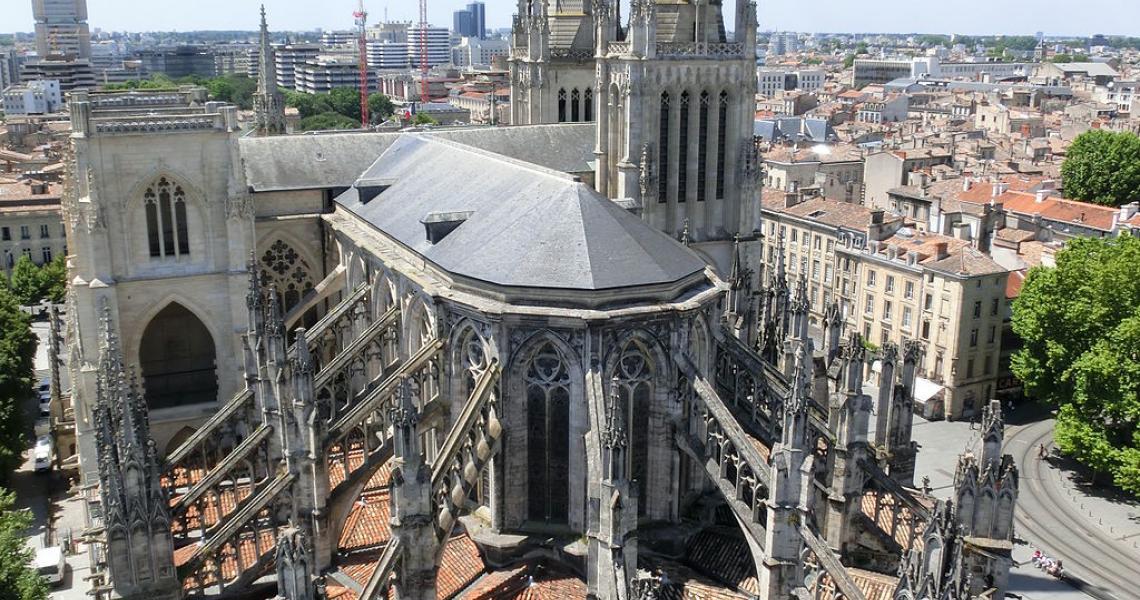 La cathedrale saint-andre