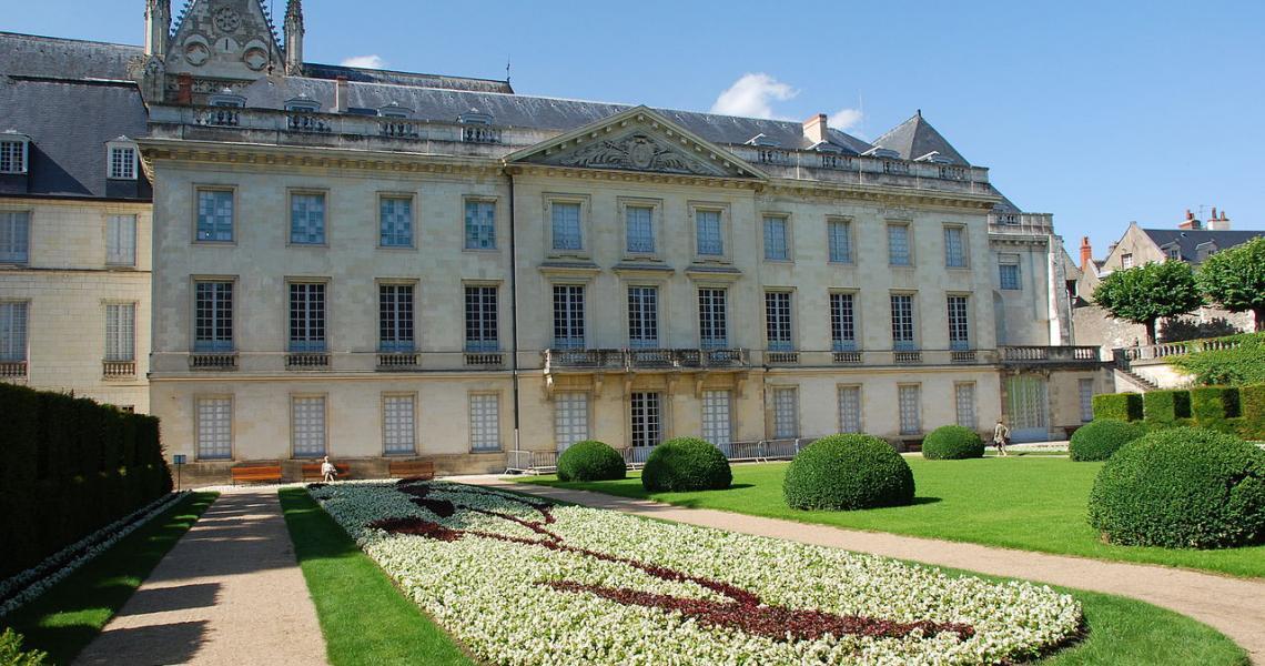 Les Jardins du musée des beaux arts