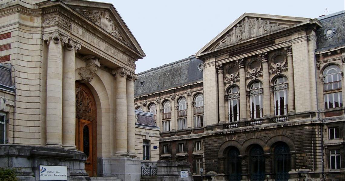 Faculté de Lettres de Lille