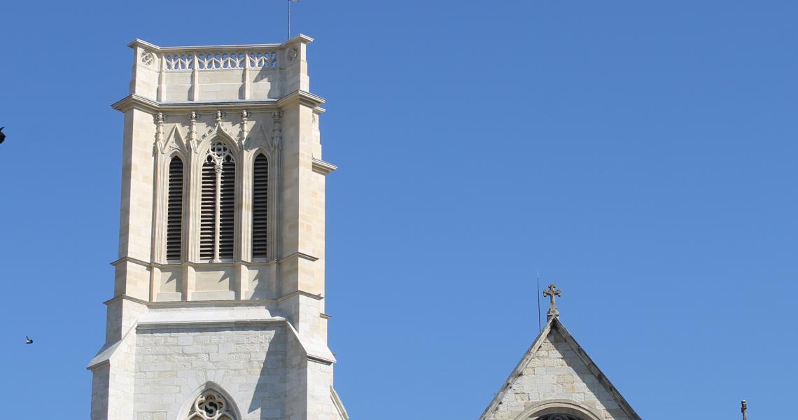Cathédrale d'Agen - Crédit photo : Destination Agen