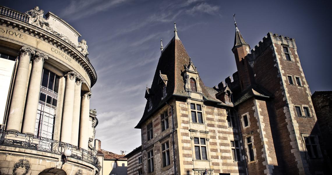 Musée d'Agen - Crédit photo : Destination Agen