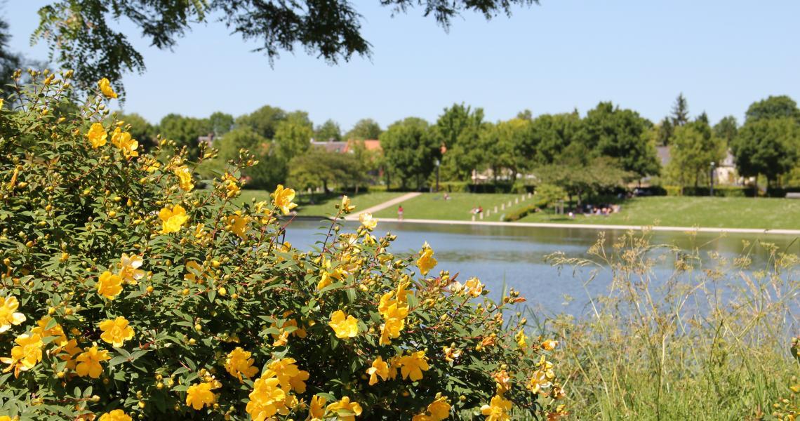 Parc Saint Pierre - Crédit photo www.amiens-tourisme.com