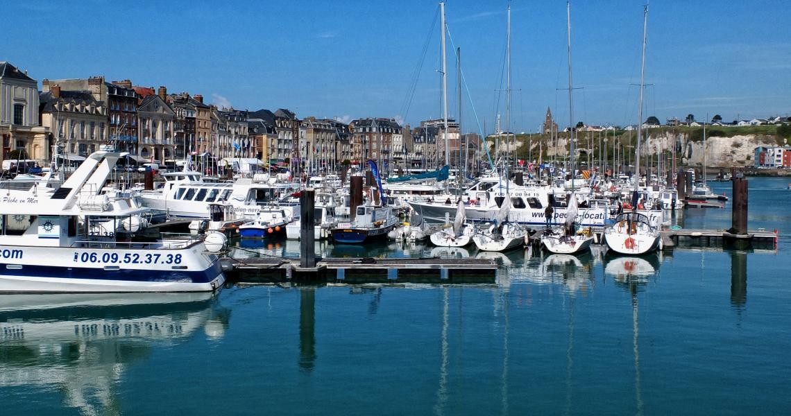 Dieppe et sa région -  Crédit photo : Yann Pelcat