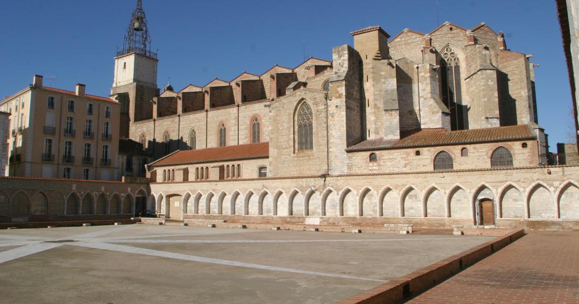 Campo Santo - Crédit photo : Service photo - Ville de Perpignan