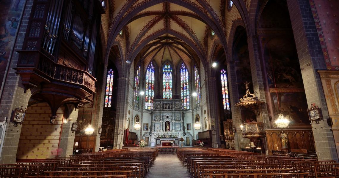 Cathedrale Saint Jean Baptiste - Crédit photo : Bertrand Pichene