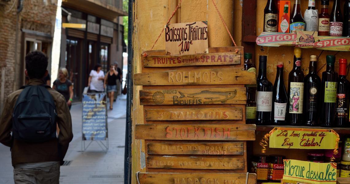 Rue Paratilla -Crédit photo : Bertrand Pichene