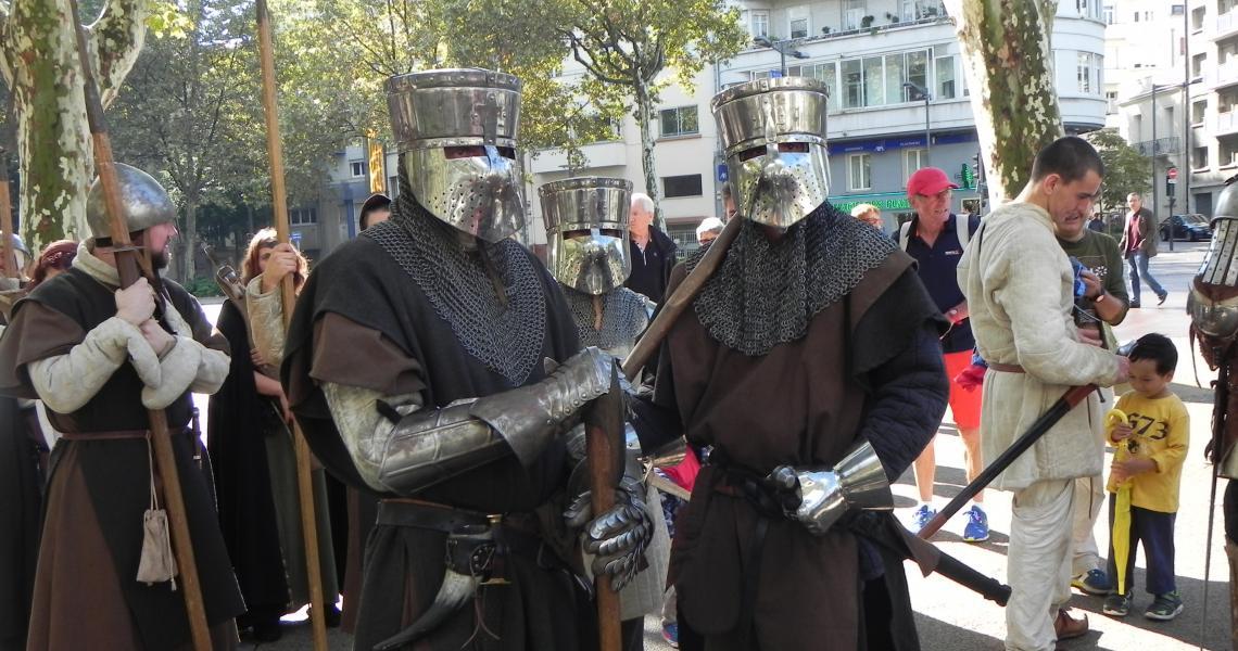 Trobades médiévales 2015 - Crédit photo : Olivier Navarro