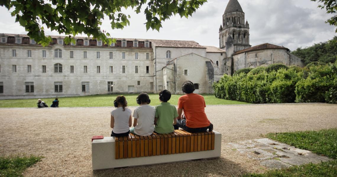 Musicaventure abbaye aux dames - Crédit photo : S. Laval
