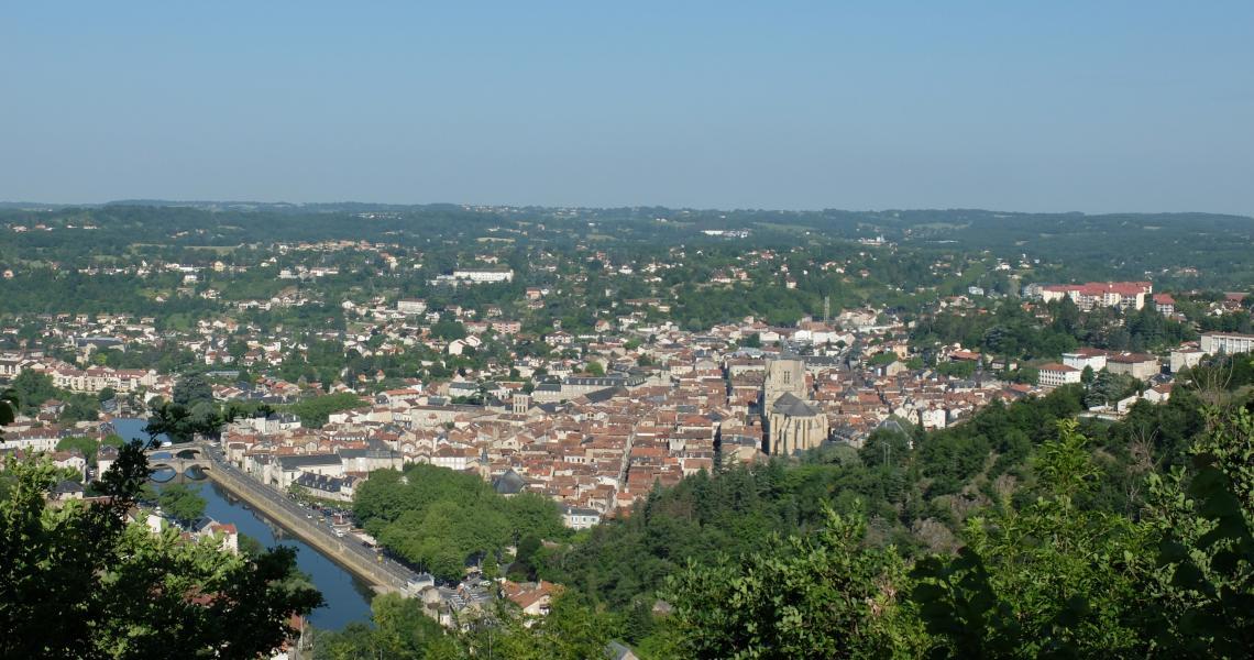 Calvaire de St Jean Aigremont - Crédit photo : OT Villefranche-de-Rouergue