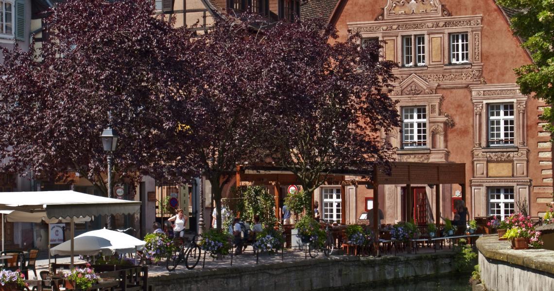 Visiter La Petite Venise Et La Vieille Ville De Colmar