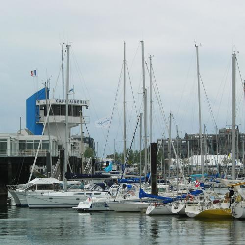 Le Port des Minimes de La Rochelle