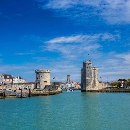 Port des Minimes & Tours de La Rochelle