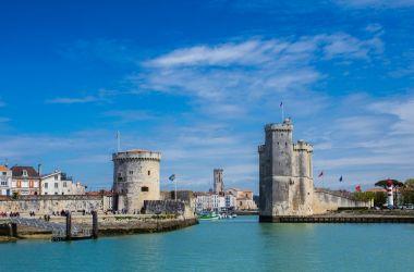 Tours de La Rochelle - Crédits Oleg Bakhirev