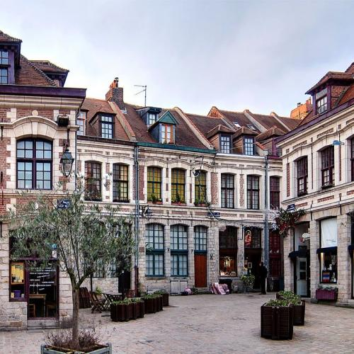Visitez le Vieux-Lille