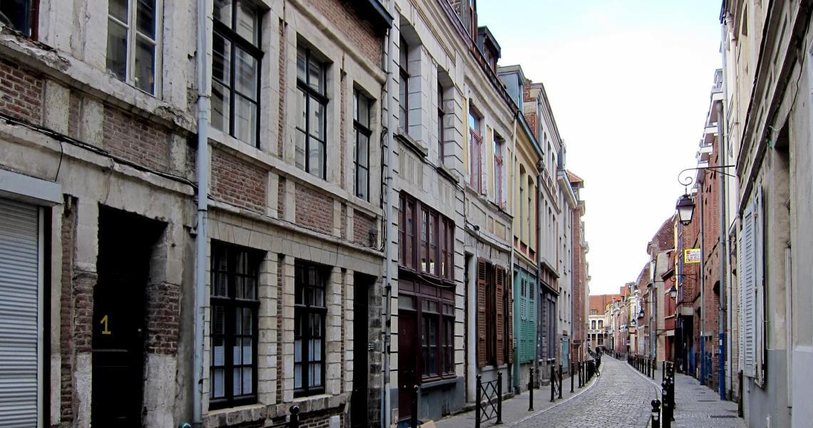 rue doudin - Lille