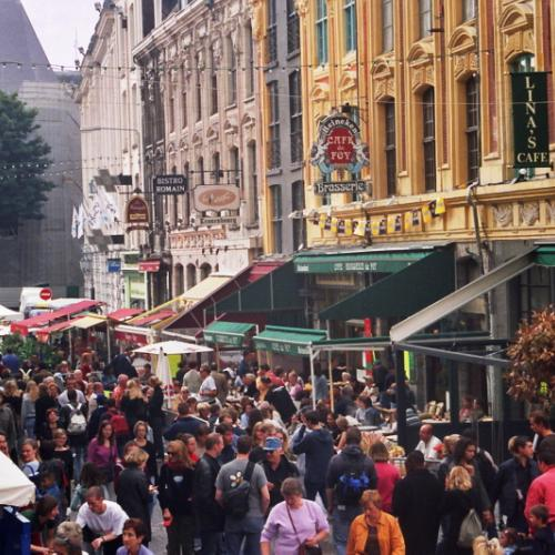 Grande braderie de Lille
