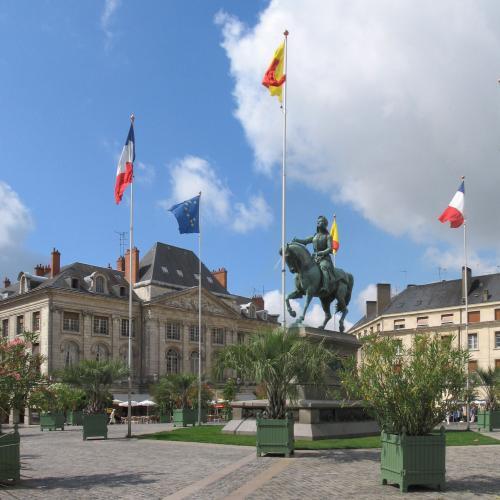 Orléans et Jeanne d'Arc